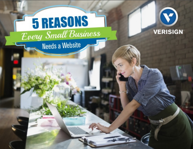 Five Reasons Every Small Business Needs a Website