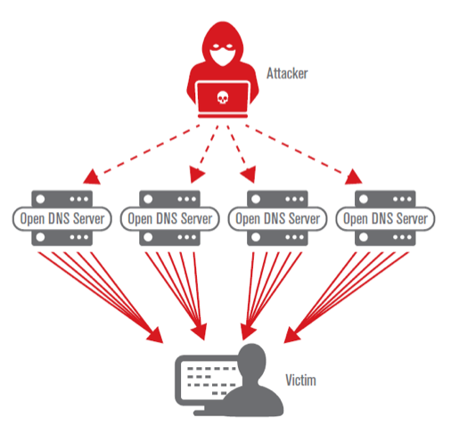 DNS-Based Threats: DNS Reflection and Amplification Attacks