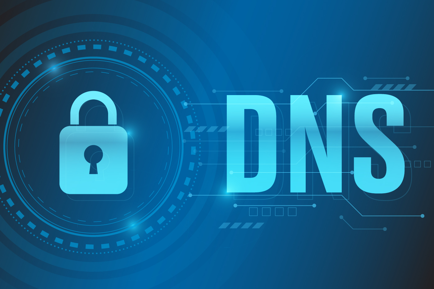 Lock image and DNS